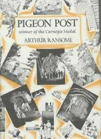 Pigeon Post by Ransome, Arthur Hardback Book The Fast Free Shipping