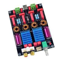 2 Chip TPA3116 Dual 2 x 100W Deluxe Digital Audio High Power Amplifier Board
