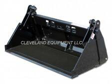 """NEW 42"""" MINI 4-IN-1 COMBINATION BUCKET Boxer Ramrod Skid Steer Loader Attachment"""