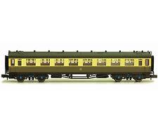 DAPOL 2p-000-153 - voitures Collett coach GWR chocolated Cream 3rd Class No