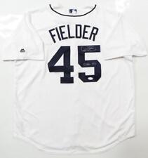 Cecil Fielder Autographed Detroit Tigers Majestic Jersey w/ 51 HRs 1990-JSA Auth