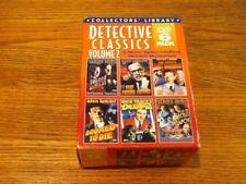 Detective Classics, Volume 2 Dick Tracys Dilemma / Movie Holder Worn, Dvds VG