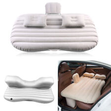 Car Inflatable Bed Back Seat Airbed Mattress for Sleep Rest Camping Travel