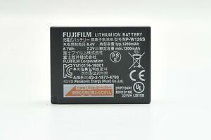 Genuine FUJIFILM OEM NP-W126S Li-Ion Battery Pack X-Pro2 X-Pro1 X-T3 X-T2 X-T1