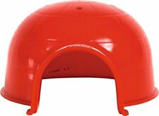 Zolux Igloo Plastique pour Rongeur Rouge Taille S
