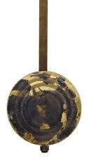 New Antique Pendulum Bob & Rod for Battery Clock Movements (PMB-234, 312)