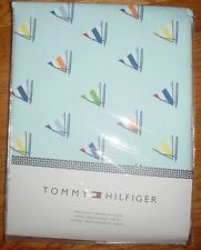 """Tommy Hilfiger Tablecloth Oblong 60"""" x 102"""" New MSRP $50"""