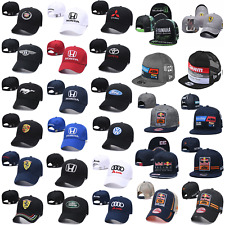 Adjustable Embroidered KTM MOTO GP Motorcycle Baseball Cap Snapback Racing Hat