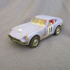 57E Corgi 396 Datsun 240Z Fairlady # 19 Repeint 1:43