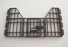 PLAYMOBIL (B3230) WESTERN - Ensemble Grille Gris Foncé Prison Sheriff 3786