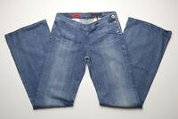 AG Adriano Goldschmied Womens The Royal Jeans Size 27R Flare Leg 34 Inch Inseam
