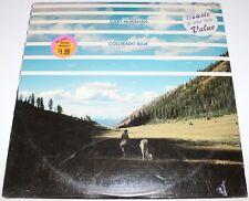 GARY McMAHAN - Colorado Blue [Vinyl LP,1980] USA Import TOM-7024 Folk *EXC*