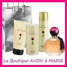 FAR AWAY Lot de 4 Produits de la Gamme Eau de Parfum AVON : PRET à OFFRIR