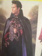 Sewing Pattern No 4092 McCalls Vampire Lined Cape Vest Shirt & Jabot Size XL-XXL