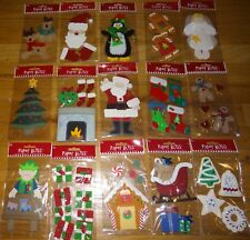 Christmas Paper Bliss Stickers Set of 15 Embelishments Scrapbooking Westrim