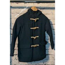 ZARA Boys Wool Duffle Coat Size 6-7 Years