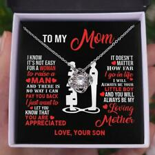 Necklace Mother Day Gift You Are Appreciated Jewelry For Mother
