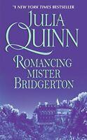 Romancing Mister Bridgerton by Quinn, Julia Paperback Book The Fast Free