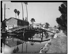 Venice Canals,Community of Venice,Los Angeles,Los Angeles County,CA,HABS,2 9819