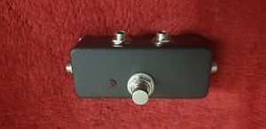 BYP1PRO Effects Loop Bypass pedal true bypass for guitar effects pedals