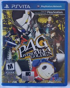 P4G Persona 4 Golden PS Vita LIKE NEW