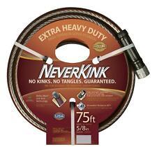 Teknor Apex NeverKink 8642-75, Extra Heavy Duty Garden Hose, 5/8-Inch by 75-Feet