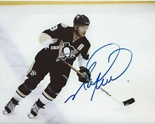 Mark Recchi Signed 8x10 Photo Pittsburgh Penguins Autographed COA B