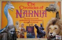 THE CHRONICLES OF NARNIA BOARD GAME 1988 BBC TV BRAND NEW STILL SHRINK WRAPPED!
