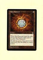 Magic the Gathering card 396 Mox Diamond NM Stronghold English
