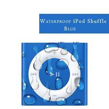 Waterproof Apple iPod shuffle newest generation 2Gb Blue Brand New.