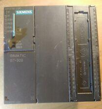 Siemens simatic s7-300 cpu: 6es7 313-6cf03-0ab0