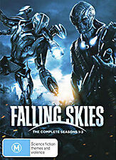 Falling Skies : Season 1-3 DVD, 2014 9-Disc - R4 - 1 2 3 Complete