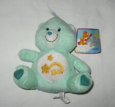 New Nanco Care Bears 2003 Wish Bear Plush Stuffed Toy 7 inch Licensed