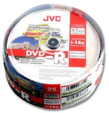 16x Speed 4.7GB DVD-R Photo Glossy Printable Blank DVDs - Spindle Pack of 25