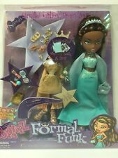 BRATZ - BRATZ FORMAL FUNK RARE SASHA - LIMTED EDITION DOLL FROM 2003 33504/32000