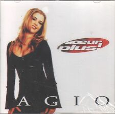 Agio by Soeur Plus! (CD, 1996 Scandinavian) Dutch Import/Euro House/Dominique