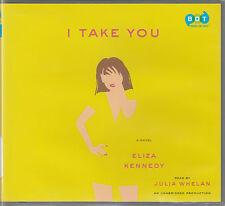 I Take You Eliza Kennedy   BOT 9 CDs