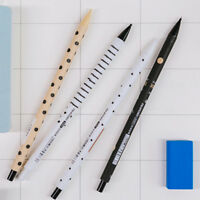 Flower 0.5mm Pen Plastic Automatic Stationery Pencil Kids Mechanical Kawaii