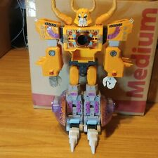 Hasbro TRANSFORMERS ARMADA Supreme Class UNICRON Incomplete with Working Lights