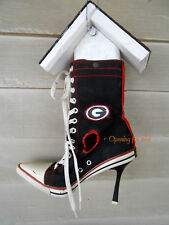 New listing Bird House Anne Michelle Stiletto boot & Uga Unique One of a Kind