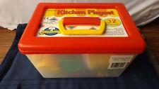 Sugar & Spice Deluxe Kitchen Playset Vintage Toy