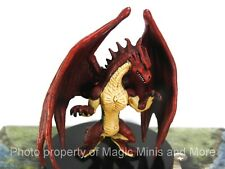 Rise of the Runelords ~ YOUNG RED DRAGON #60 Pathfinder Battles large rare mini
