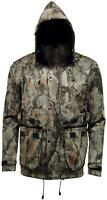Mens Nat Gear Camouflage Camo Waterproof Jacket | Coat - Hunting | Fishing - 73A