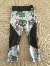 Girls Justice Leggings Size 6/7 Multicolor *Cute
