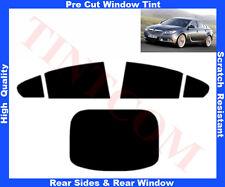 Pre Cut Window Tint Opel Insignia 5D 2009-... Rear Window & Rear Sides Any Shade