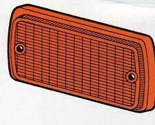 Plastica fanalino anteriore arancio Ford Escort MK1