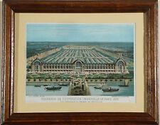 '' Souvenir de l'Exposition Universelle  de Paris de 1878 ''