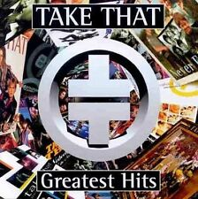 TAKE THAT - GREATEST HITS UK IMPORT MADE IN JAPAN (CD-1996 BMG) LIKE NEW