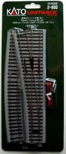 Kato 2-860 Powered Left Turnout #6 with Radius Curve EP867L (HO scale)
