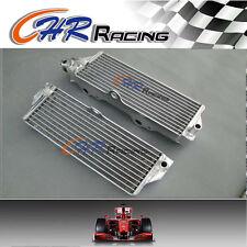 FOR HUSQVARNA WR300 2009 2010 2011 & WR360 2000 2001 2002 Aluminum Radiator